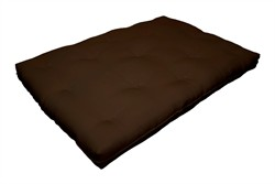 10-Inch Replacement Innerspring Futon Pad, Full-Size, Dark Brown - Milton Greens Stars FP10-DB