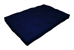 10-Inch Replacement Innerspring Futon Pad, Full-Size, Navy - Milton Greens Stars FP10-NV