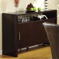 Bossa Sideboard in Dark Chocolate Modus 2Y2173