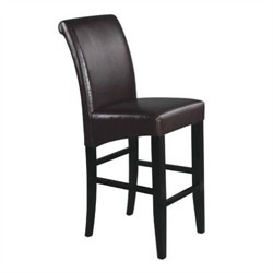 "Office Star MET8630ES 30"" Parsons Barstool"