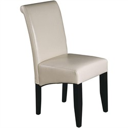 Office Star MET86CM Parsons Chair