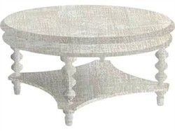 Cypress Cocktail Table - White - Powell 14A2034WCT
