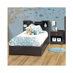 Pocono 39'' Storage Bed- Nexera 4600