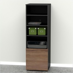 Next Bookcase / Audio Tower - Nexera 600236