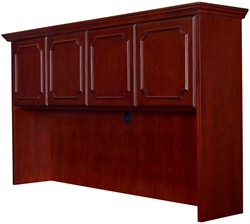 "Prestige 69"" Hutch in Mahogany - Regency TVHD72MH"