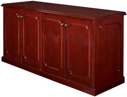 "Prestige 72"" Storage Buffet in Mahogany - Regency TVSC7236MH"