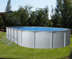 Reprieve Oval Swimming Pool Kit