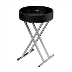 Felton Tray Table - Black  (Shipping Included) - Sterling Industries 6043649