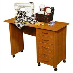Mobile Desk and Craft Center - Venture Horizon 1017 (Shipping Included)