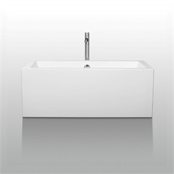"Wyndham WCOBT101160 Melody 60"" Soaking Bathtub"