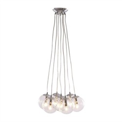 Decadence Ceiling Lamp Clear - Zuo Modern 50081 (Shipping Included)