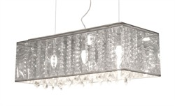 Blast Ceiling Lamp Translucent - Zuo Modern 50093 (Shipping Included)
