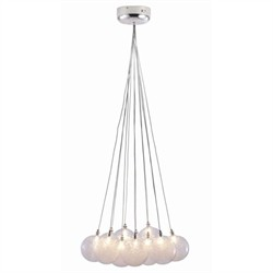 Cosmos Ceiling Lamp Clear - Zuo Modern 50100 (Shipping Included)