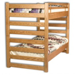 Ladder Bunk Bed