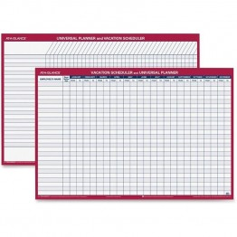 At-A-Glance PM250-28 Plan-A-Month Wall Planner