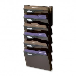 Rubbermaid Classic Wall File System Set (Set of 7)
