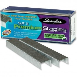 Swingline S.F. 3 Premium Staples (SF3) (Set of 5000)