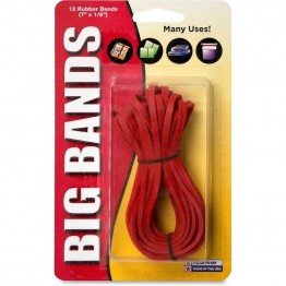 Alliance Rubber Big Rubber Bands (Set of 12)