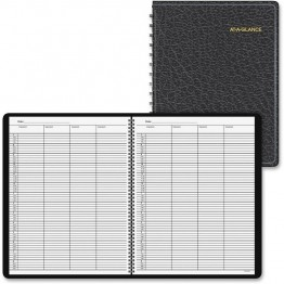 At-A-Glance 4-Person Undated Daily Group Appointment Book