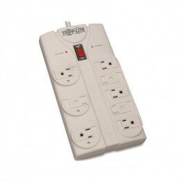 Tripp Lite Protect It! TLP808 8-Outlets Surge Suppressor