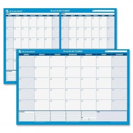 At-A-Glance Undated Horizontal Wall Planner