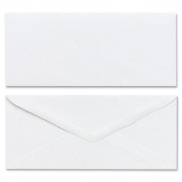 Mead Plain Business Size Envelopes (Set of 50)