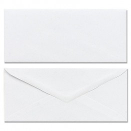 Mead Plain Business Size Envelopes (Set of 100)