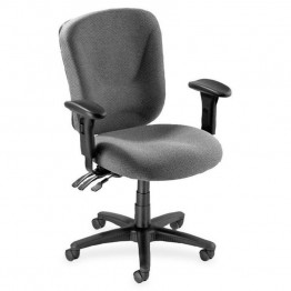 Lorell Accord 66125 Mid-Back Task Chair