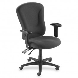 Lorell Accord 66150 Managerial Mid-Back Task Chair