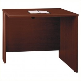 Bush Business Furniture Series C 36W Return Bridge in Mahogany