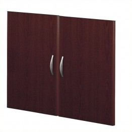 Bush BBF Series C Half Height Door Kit (2 doors) in Mahogany