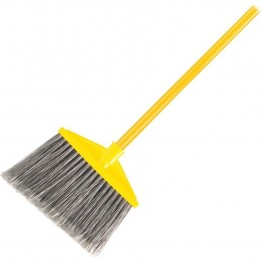 Rubbermaid Regular Stain Resistant Bristles Angle Broom
