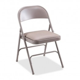 Lorell Steel Folding Chair (Set of 4)