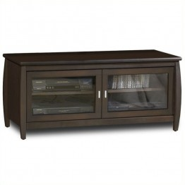 "Tech-Craft Veneto 48"""" LCD/Plasma TV Stand in Walnut Finish"