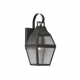Livex Augusta Outdoor Wall Lantern in Bronze