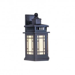 Livex Mirror Lake Outdoor Wall Lantern in Bronze