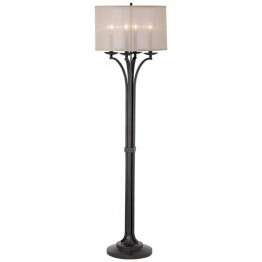 Kathy Ireland by Pacific Coast Pennsylvania Country Floor Lamp