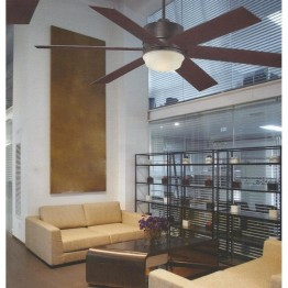 Savoy House Velocity Ceiling Fan in English Bronze