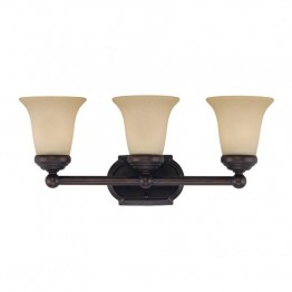 Savoy House Brannon 2 Light Bath Bar in English Bronze