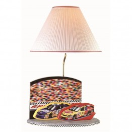 Lite Source Nascar Table Lamp