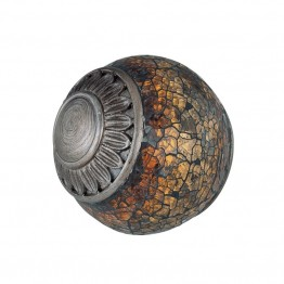 Lite Source Narcisco Sphere in Dark Bronze