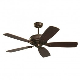 "Emerson Prima 52"""" Ceiling Fan in Venetian Bronze"
