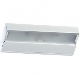 Quorum 1 Light Undercabinet Strip in White