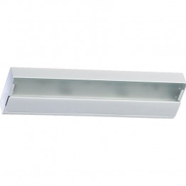 Quorum 2 Light Undercabinet Strip in White
