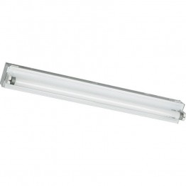 Quorum 1 Light Fluorescent Undercabinet Light in White