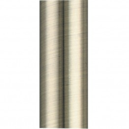 "Fanimation 48"""" Downrod in Antique Brass"