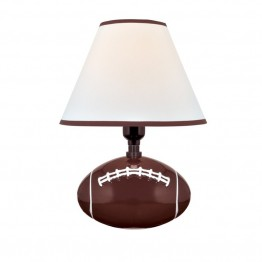 Lite Source Pass Me Table Lamp in Brown