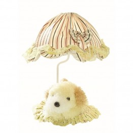 Lite Source Puppy Table Lamp in Yellow