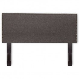 Fashion Bed Brookdale King/California King Headboard in Gray