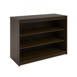 Ameriwood Home Elements Bookcase in Resort Cherry